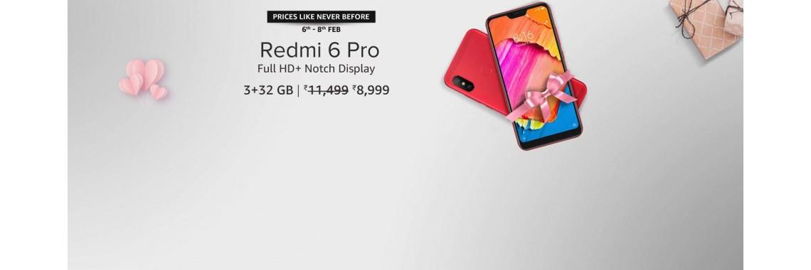 Redmi 6 Pro Offer