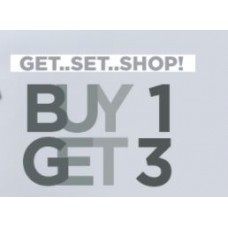 Jabong Offers and Deals Online - Buy 1 Get 3 Off