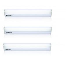 Amazon Offers and Deals Online - Wipro Garnet 5-Watt LED Batten (Pack of 3, Cool Day Light