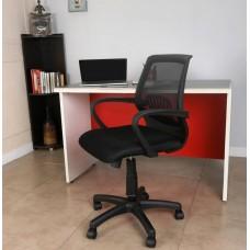 Flipkart Offers and Deals Online - VJ Interior Fabric Office Executive Chair  (Black)
