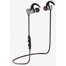 Tatacliq Offers and Deals Online - Ant Audio H23RB In The Ear Bluetooth Earphones (Black/Red)