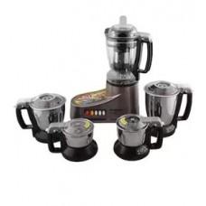 Paytm Offers and Deals Online - Panasonic MX-AC555 550 W Mixer Grinder (Bronze/5 Jar)