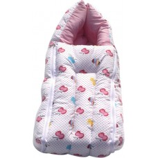 Amardeep Carry Bag Sleeping Bag  (Pink)