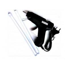 ShopClues Offers and Deals Online - Hot Melt Glue Gun 40 Watt 2 free Glue Sticks