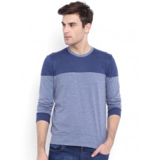 Myntra Offers and Deals Online - Campus Sutra Blue T-shirt