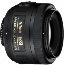 Deals, Discounts & Offers on Cameras - Nikon AF-S DX NIKKOR 35 mm f/1.8G Lens