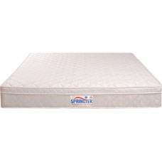 Deals, Discounts & Offers on Furniture - Springtek Euro Top Bonnel 8 inch Double Bonnell Spring Mattress