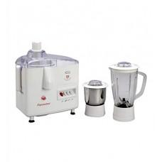 Amazon Offers and Deals Online - Signora Care SJG-1500 500-Watt Juicer Mixer Grinder (Cream/White)