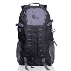 Amazon Offers and Deals Online - F Gear Macho Polyester 35 Ltrs Black Trekking Backpack (2372)