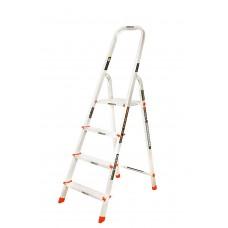 Amazon Offers and Deals Online - Eurostar 104 Aluminium 3-Step + Platform Ladder (Silver)