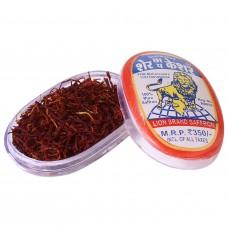 Amazon Offers and Deals Online - Lion 100% Pure Kashmir Saffron - 1 Gm