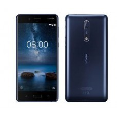 Infibeam Offers and Deals Online - Nokia 8 (Polished Blue)