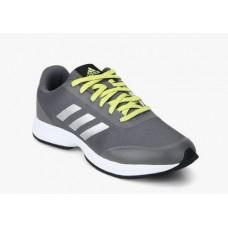 Deals, Discounts & Offers on Men Footwear - Adidas Ezar 4.0 Grey Running Shoes