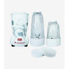 Tatacliq Offers and Deals Online - Wonderchef Nutri-Blend 400 W Blender (White)
