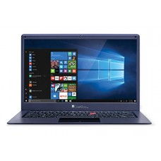 Deals, Discounts & Offers on  - iBall CompBook Exemplaire+ 14-inch Laptop (Atom x5-Z8350/4GB/32GB/Windows 10 Home/Integrated Graphics), Cobalt Blue