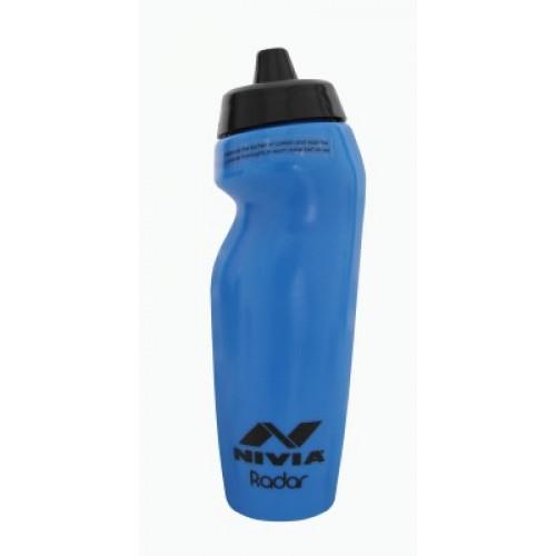 Nivia Radar 600 ml Sipper(Pack of 1, Blue) Accessories