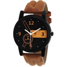 Deals, Discounts & Offers on Watches & Wallets - Fancy RC=9989 Time~Walker Tan Colored Watch - For Boys & Girls