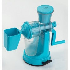 Deals, Discounts & Offers on  - Amiraj Plastic Hand Juicer(Blue Pack of 1)