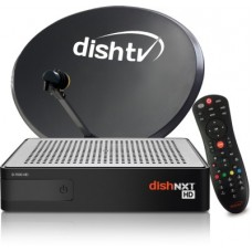 Deals, Discounts & Offers on DTH Recharge - Dish TV HD Connection - Telugu Pack 1 Month Family sports Pack & Full on HD