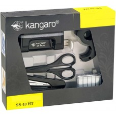 Deals, Discounts & Offers on Stationery - Kangaro Stationery Set Office Set  (Black)