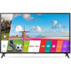 Deals, Discounts & Offers on Televisions - LG 108 cm (43 inch) Full HD LED Smart TV  (43LJ554T)