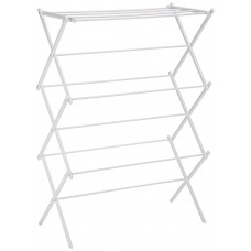 Deals, Discounts & Offers on Kitchen Containers - AmazonBasics Foldable Drying Rack