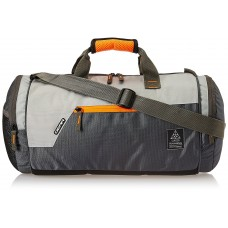Deals, Discounts & Offers on Accessories - Gear Polyester 38 cms Grey Travel Duffle