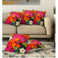 Deals, Discounts & Offers on Outdoor Living  - Cushion Covers Upto 85% off discount sale