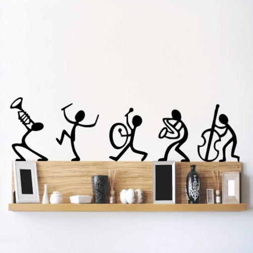 Deals discounts offers on home decor festive needs wall stickers upto 92