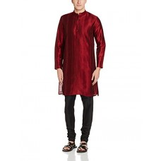 Deals, Discounts & Offers on  - Ethnicity Men's Knee-Long Kurta