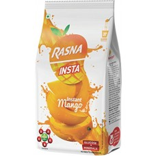 Deals, Discounts & Offers on Grocery & Gourmet Foods - Rasna Fruit Plus Mango Polypouch, 750g (Pack of 2)