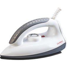 Deals, Discounts & Offers on Irons - Candes Light Weight Electric Iron Dry Iron(White, Grey)
