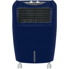 Deals, Discounts & Offers on Home Appliances - Maharaja Whiteline Frostair 22 Blue (CO-151) Room/Personal Air Cooler(White, Blue, Grey, 22 Litres)