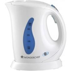 Deals, Discounts & Offers on Personal Care Appliances - Wonderchef Acura Electric Kettle(0.6 L, White, Blue)
