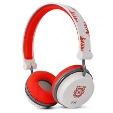 Deals, Discounts & Offers on  - boAtKings XI Punjab Edition Rockerz400 Bluetooth Wireless Headphone (Red)