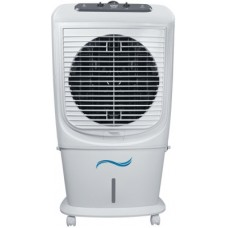 Deals, Discounts & Offers on Home Appliances - Maharaja Whiteline Glacio 65 (CO-134) Desert Air Cooler(White, 65 Litres)
