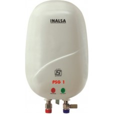 Deals, Discounts & Offers on Home Appliances - Inalsa 1 L Instant Water Geyser (PSG, White)
