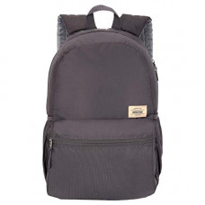 Deals, Discounts & Offers on  - American Tourister Copa 23 Ltrs Grey Casual Backpack (FU9 (0) 08 001)