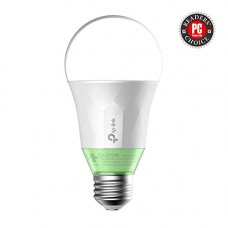 Deals, Discounts & Offers on  - TP-Link LB110 Wi-Fi SmartLight 10W E27 to B22 Base LED Bulb (Dimmable Soft White) Compatible with Android, iOS, Amazon Alexa and Google Assistant