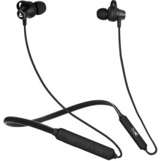 Deals, Discounts & Offers on Headphones - boAt Rockerz 245v2 BT Earphones with IPX5 and Voice Assistant Bluetooth Headset with Mic(Active Black, In the Ear)