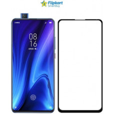 Deals, Discounts & Offers on Mobile Accessories - Flipkart SmartBuy Edge To Edge Tempered Glass For Mi K20, Mi K20 Pro(Pack of 1)