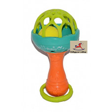 Deals, Discounts & Offers on  - Vibgyor Vibes Attractive Colourful Jingle Stick Rattle
