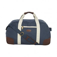 Deals, Discounts & Offers on  - BagsRUs Polyester 30.5 cms Navy Blue Travel Duffle (DF112FNB)