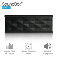 Deals, Discounts & Offers on  -  SoundBot SB571 12W Bluetooth Speakers