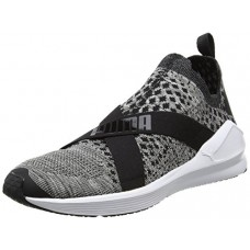 Deals, Discounts & Offers on  - [Size: 6] Puma Women's Fierce Evoknit Wn S Black and White Running Shoes-6 UK/India (39 EU)(18945601)