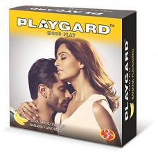 Deals, Discounts & Offers on Sexual Welness - Playgard More Play Ultra Thin Condoms - 3 Count (Pack of 10)