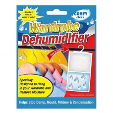 Deals, Discounts & Offers on  - Comfy Clean Wardrobe Dehumidifier 230g