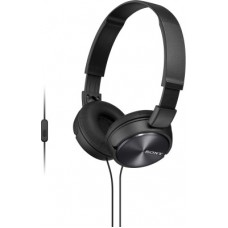 Deals, Discounts & Offers on Headphones - Sony 310AP Wired Headset with Mic(Black, Over the Ear)