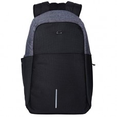 Deals, Discounts & Offers on  -  Gear Startup Anti Theft 27 Ltrs Grey Laptop Backpack (LBPSPATEF0401)
