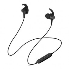 Deals, Discounts & Offers on  - Soundlogic Play Voice Assistant Sport Earbuds Bluetooth Headset with Mic (Black, in The Ear)